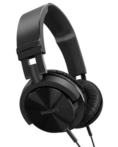 Слушалки Philips SHL3000 - черни - 1