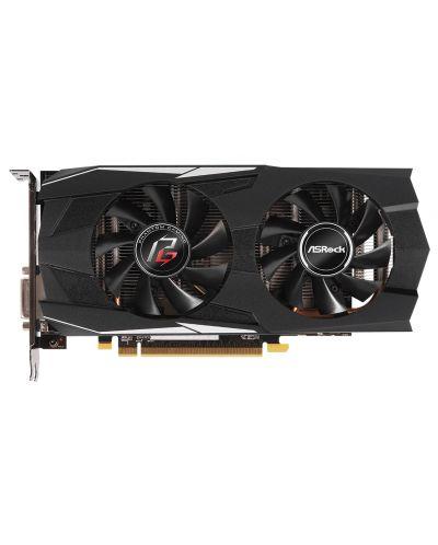 Видеокарта ASRock Radeon RX 580 - Phantom Gaming D OC, 8GB, GDDR5 - 3