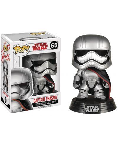 Фигура Funko POP! Star Wars: Captain Phasma, #65 - 2