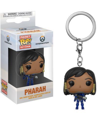 Ключодържател Funko Pocket Pop! Games: Overwatch - Pharah - 1