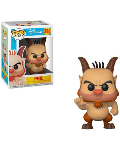 Фигура Funko Pop! Disney: Hercules: Phil, # 380 - 2