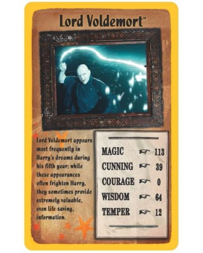 Игра с карти Top Trumps - Harry Potter and the Order of the Phoenix - 4