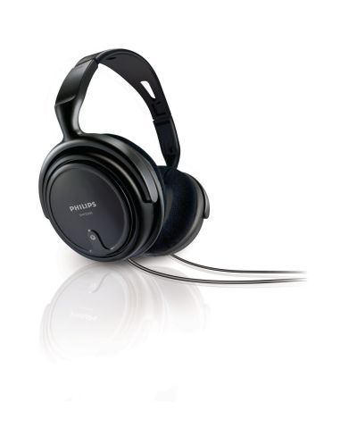 Слушалки Philips SHP2000 - черни - 4