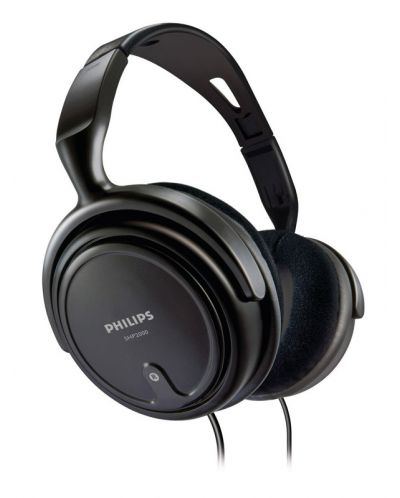 Слушалки Philips SHP2000 - черни - 1