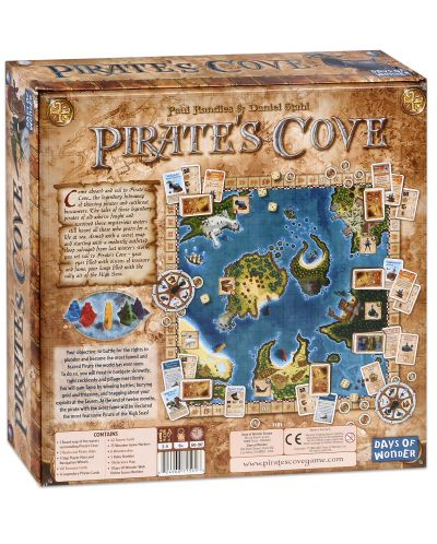 Настолна игра Pirate's Cove - 2