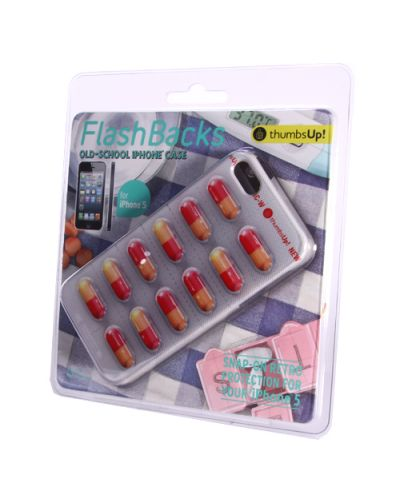 Калъф Pill Cover for iPhone 5 - 3