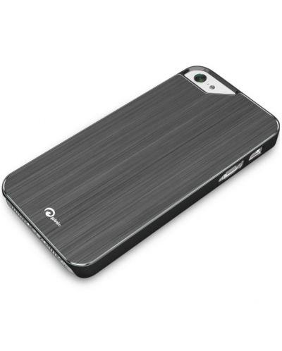 Pinlo Concize Metal II за iPhone 5 -  черен - 2