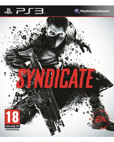 Syndicate (PS3) - 1