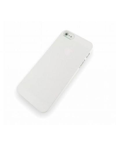 Pinlo Slice 3 за iPhone 5 -  бял - 1