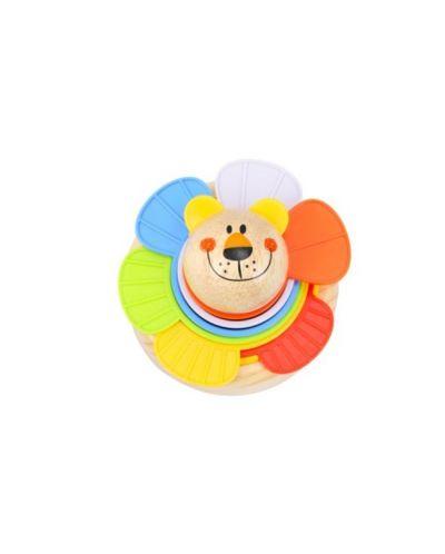 Играчка дидактическа кукла Pino - Цветна - 2