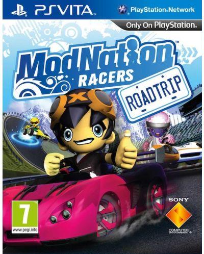ModNation Racers: Road Trip (PS Vita) - 1