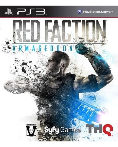 Red Faction: Armageddon (PS3) - 1