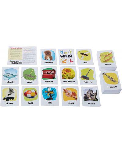 Настолна игра Outset Media - От краставички до пингвини, издание за пътуване - 1
