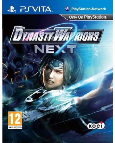 Dynasty Warriors: Next (PS Vita) - 1