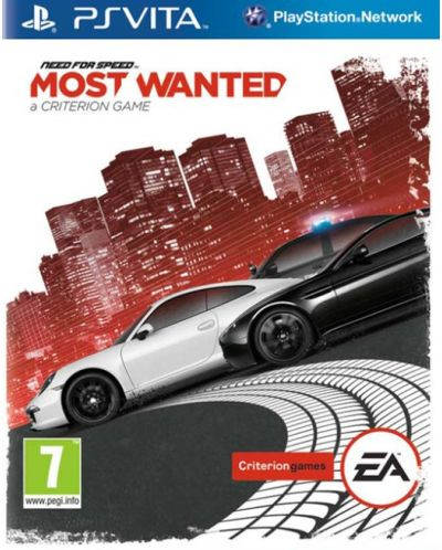 Need For Speed Most Wanted (PS Vita) - 1