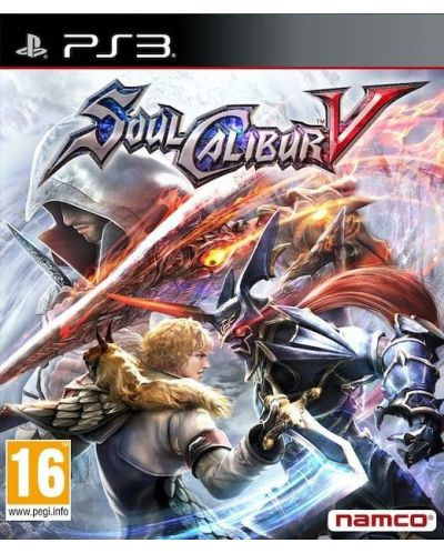 SoulCalibur V (PS3) - 1