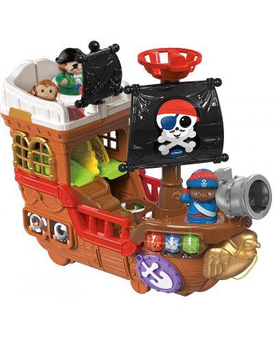 Детска играчка Vtech - Пиратски кораб - 1