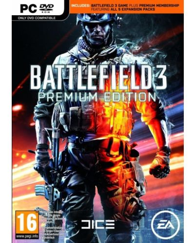 Battlefield 3 Premium Edition (PC) - 1