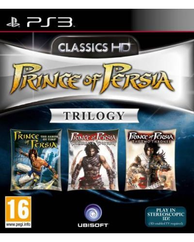 Prince of Persia Trilogy HD Classics (PS3) - 1