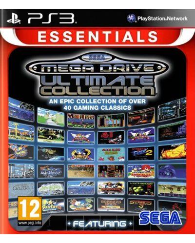Sega Mega Drive Ultimate Collection - Essentials (PS3) - 1