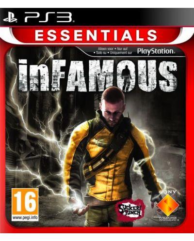 inFAMOUS - Essentials (PS3) - 1