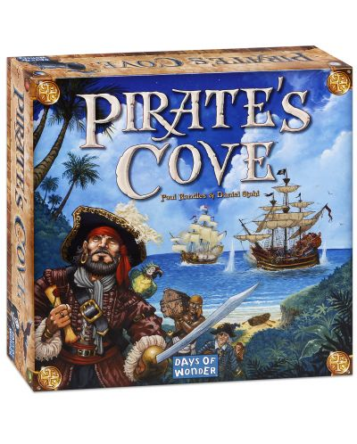 Настолна игра Pirate's Cove - 1