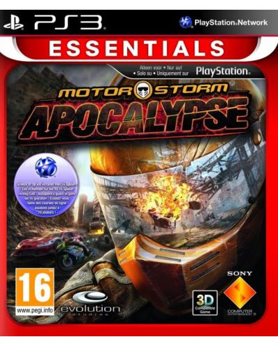 MotorStorm: Apocalypse - Essentials (PS3) - 1
