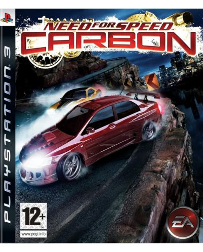 Need for Speed: Carbon (PS3) - 1