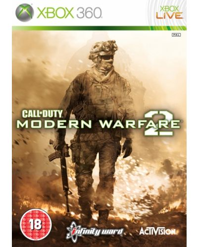 Call of Duty: Modern Warfare 2 (Xbox 360) - 1