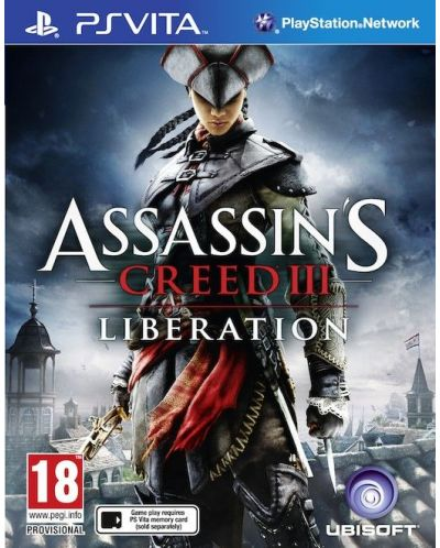 Assassin's Creed III: Liberation (PS Vita) - 1