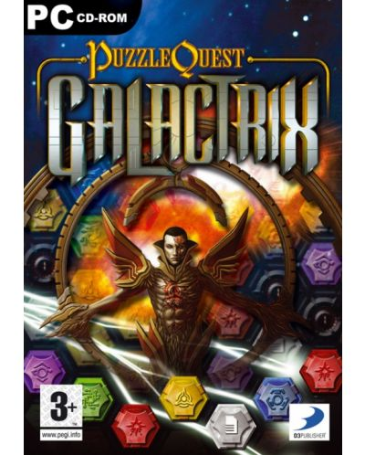 Puzzle Quest: Galactrix (PC) - 1
