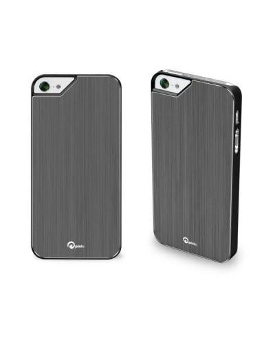 Pinlo Concize Metal II за iPhone 5 -  черен - 1