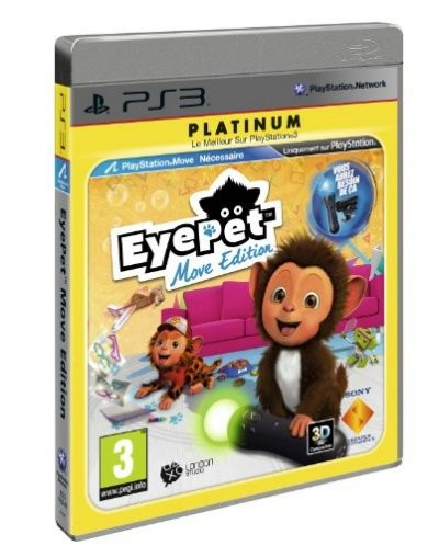 EyePet Move Edition - Platinum (PS3) - 1