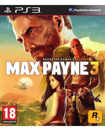 Max Payne 3 (PS3) - 1