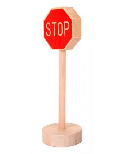 Комплект детски играчки Pino - Пътни знаци - 5