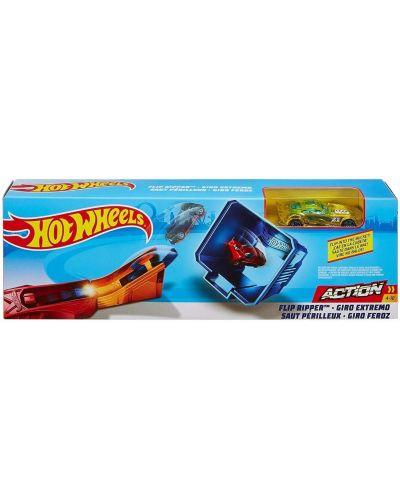 Писта с количка Hot Wheels Action - Flip Ripper - 1