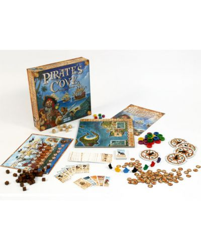 Настолна игра Pirate's Cove - 4