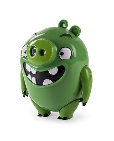 Екшън фигурa Spin master Angry Birds - The Pig, зелен - 1