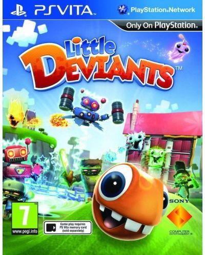 Little Deviants (PS Vita) - 1