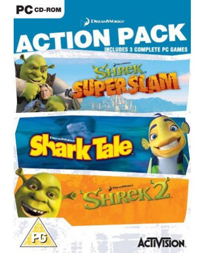 Dreamworks Action Pack (PC) - 1