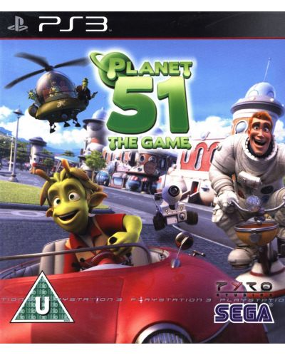 Planet 51 (PS3) - 1