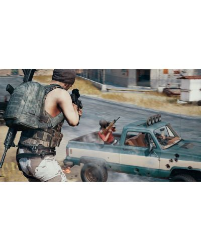 PlayerUnknown's BattleGrounds (PS4) - 4
