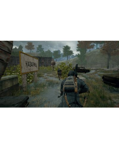 PlayerUnknown's BattleGrounds (PS4) - 12
