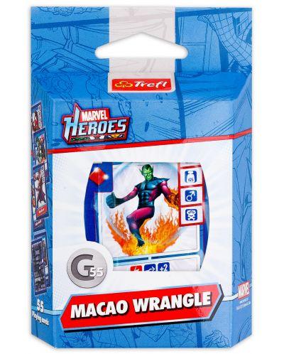 Детски карти за игра Trefl - Героите на Marvel - 1