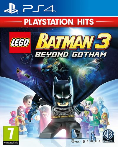 LEGO Batman 3: Beyond Gotham (PS4) - 1