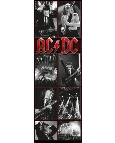 Плакат за врата Pyramid - AC/DC (Live Montage) - 1