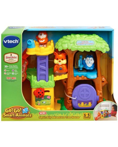Детски комплект Vtech - Площадка с животни - 7