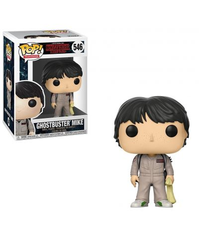 Фигура Funko Pop! Television: Stranger Things S2 - Mike Ghostbuster, #546 - 2
