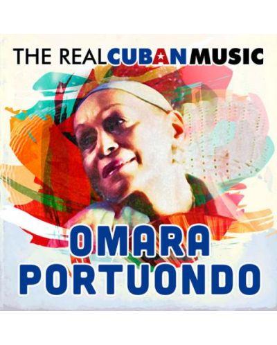 Portuondo, Omara  -  The Real Cuban Music   (Vinyl) - 1