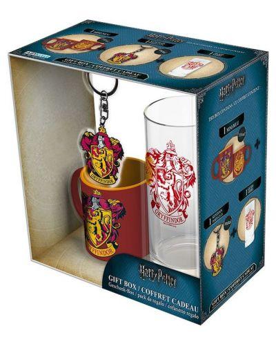Подаръчен комплект - Harry Potter - Gryffindor - 1